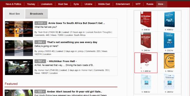 LiveLeak – Tidenes mest kontroversielle media?